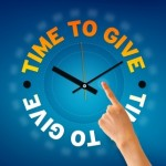 Time to give - Sean Young