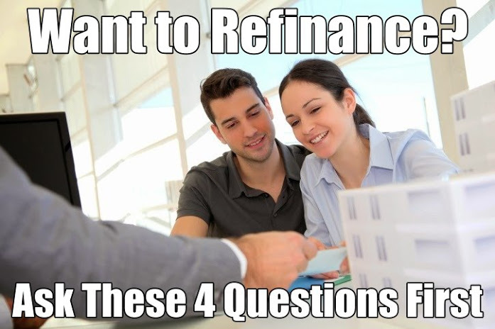Want to Refinance