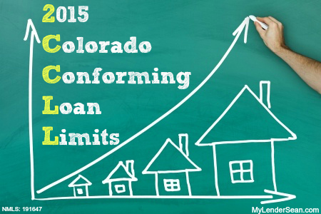 2015 Colorado Conforming Loan Limits