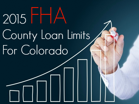 2015 FHA County Loan Limits for Colorado