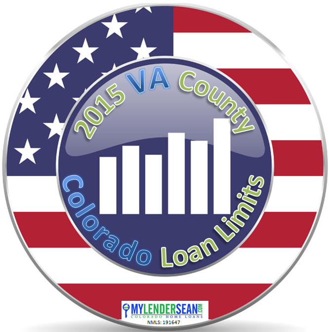 2015 VA Colorado Loan Limits